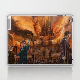 Saviour of Gallifrey Laptop & iPad Skin