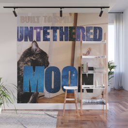 Built to Spill - Untethered Moon Wall Mural