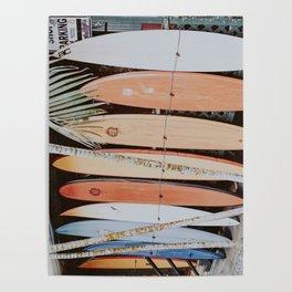 lets surf ii Poster