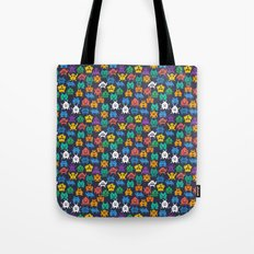 Bits and Bugs Tote Bag