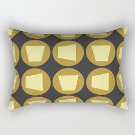 MCM Kop Rectangular Pillow