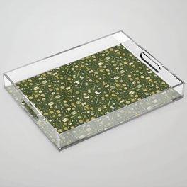 RPG Patterns Acrylic Tray