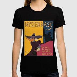 Myster Mask (Darkwing Duck) T-shirt
