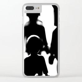 DarkMobil Clear iPhone Case