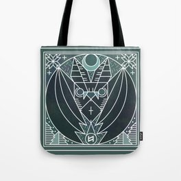 Bat from Transylvania Tote Bag