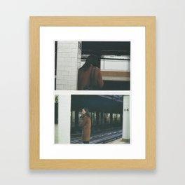 Short Story Framed Art Print