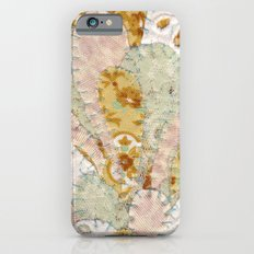 Folk Girl iPhone 6s Slim Case