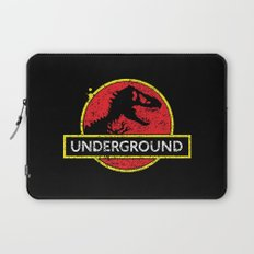 Monsters of the Underground Laptop Sleeve