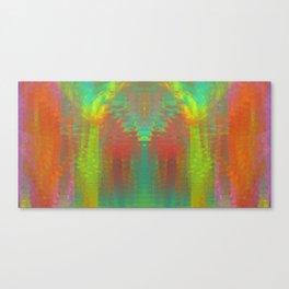 Pineapple Melt Canvas Print