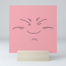 Majin Buu Mini Art Print