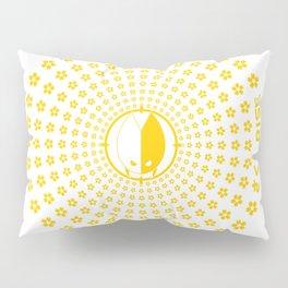 Sakura Rise (Yellow) V2 Pillow Sham