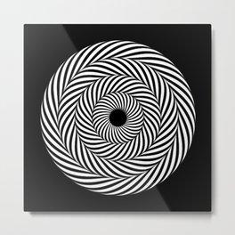 Torus Hipnosys Metal Print