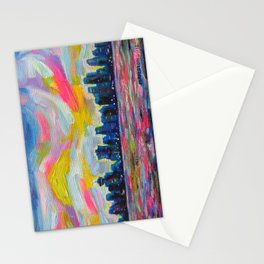 An Evening In Vancouver Stationery Cards