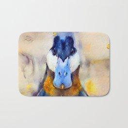 Mr. Ruddy Duck Bath Mat