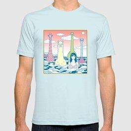Animals & Sea T-shirt