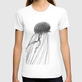 Minimal Jellyfish T-shirt
