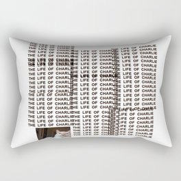 The Life Of Charlie Rectangular Pillow