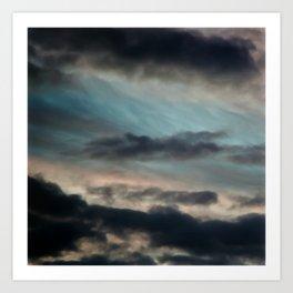20 Minutes of Sky 4 Art Print