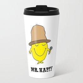 Mr. Happy Travel Mug
