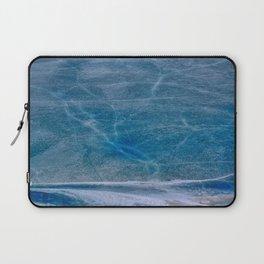Ice Veins Laptop Sleeve