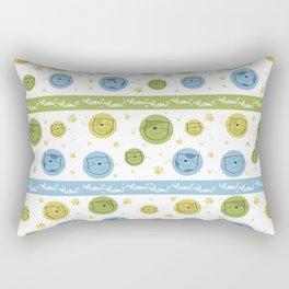 We love cats Rectangular Pillow