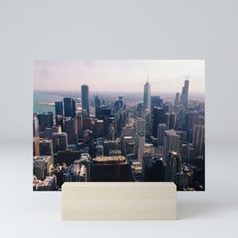 residensity chicago edition Mini Art Print