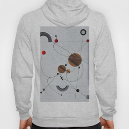 Abstract Composition 440 Hoody