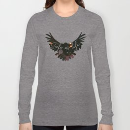 Raven Cycle Safe As Life Long Sleeve T-shirt