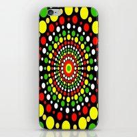 rasta iPhone & iPod Skins featuring Rasta by Liqrush