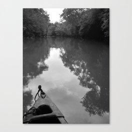 """""""Saluda River"""" Canvas Print"""