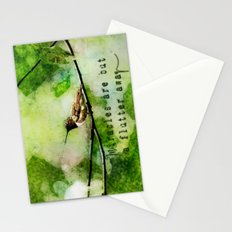 Hummingbird Miracles Stationery Cards