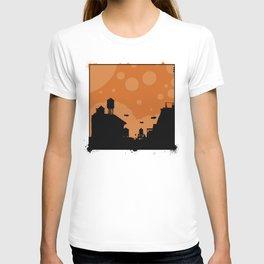 The Great Blimp Race T-shirt