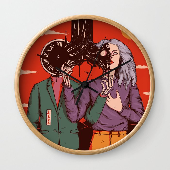 Shared Time Wall Clock