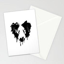 I LOVE Castlevania Stationery Cards