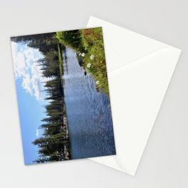 mosquito lake wishes Stationery Cards