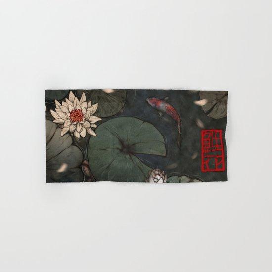 Lotus 2.0 Hand & Bath Towel