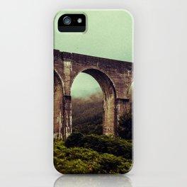 SCOTLAND / Glenfinnan (Viaduct), Highlands / 01 iPhone Case