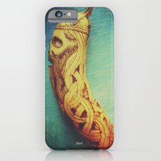 Viking Skull Banana Slim Case iPhone 6s