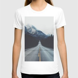 Mountain Road #forest T-shirt