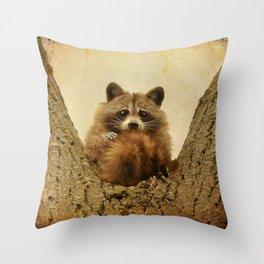 Transfixed Throw Pillow