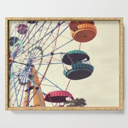 Ferris wheel Serving Tray