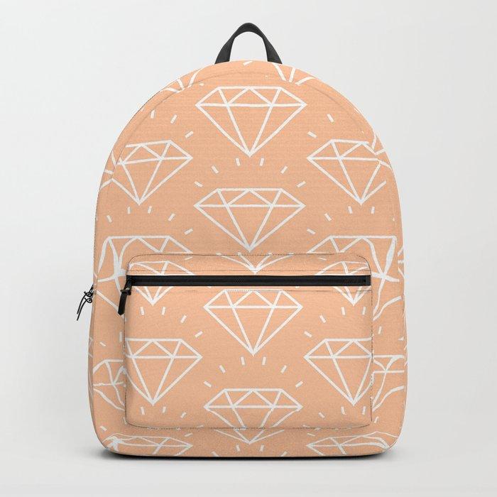 DIAMOND ((melon)) Backpack
