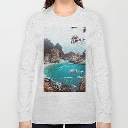 Julia Pfeiffer Burns State Park Long Sleeve T-shirt