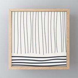 Coit Pattern 76 Framed Mini Art Print