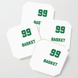 Got 99 Problems But Basket Ain't One Disc Golf Frisbee Coaster