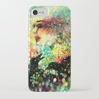 cancer iPhone & iPod Cases featuring CANCER by danyDINIZ