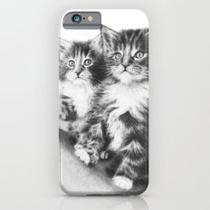 Double Dose of Cuteness Slim Case iPhone 6s