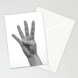 number four Stationery Cards