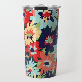 Alexa Floral Travel Mug