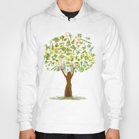 tree of life Hoodies featuring Life tree by Michelle Behar
